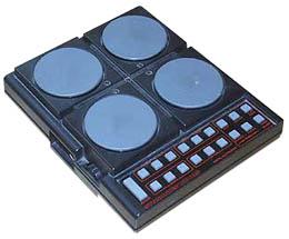 Synsonic drum pad