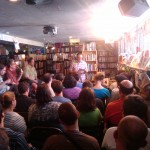 Doctorow Signing at Red Emma's