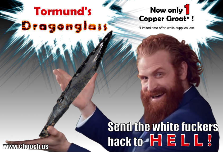 Tormund's Dragonglass